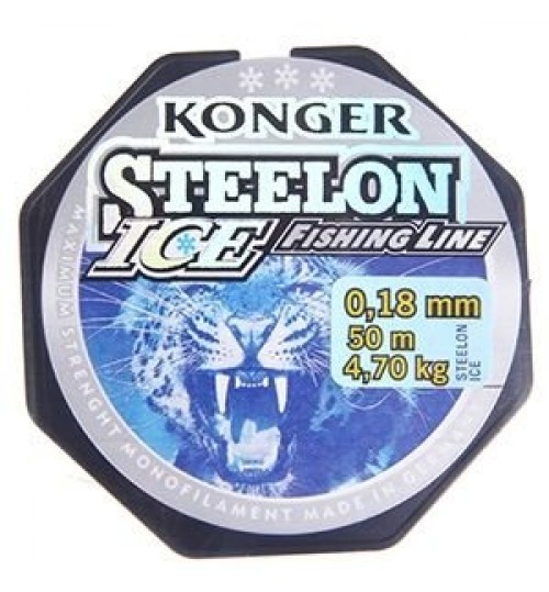 Steelon Konger Ice Fishing Line