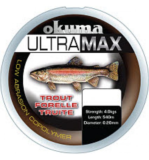Okuma Ultramax Trout