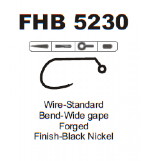 FHB 5230.barbless