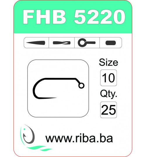 FHB 5220-barbless