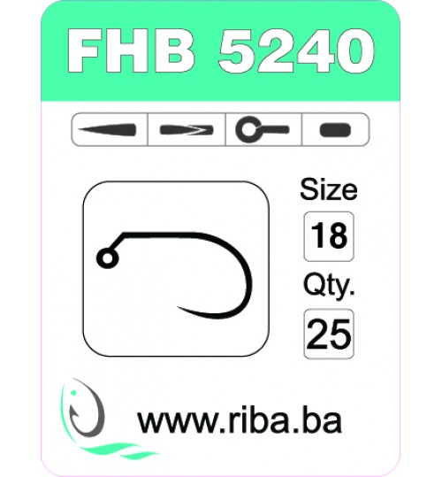 FHB 5240-barbless