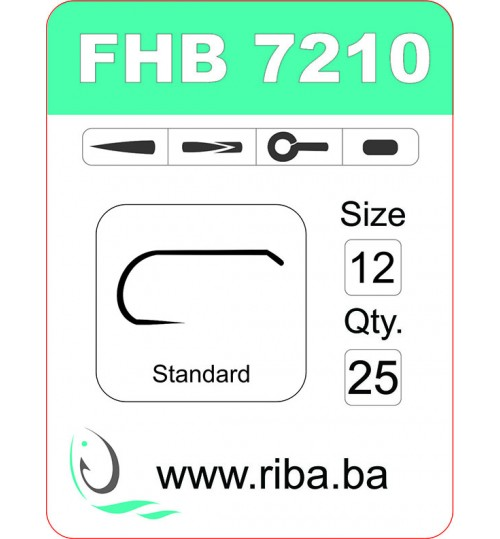 FHB 7210-barbless