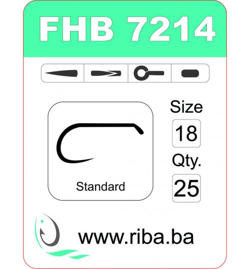 FHB 7214-barbless